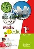 Maths 1re EL, L