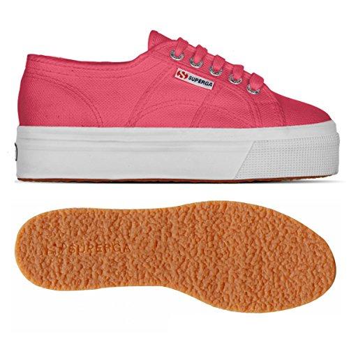 Superga 2790acotw Linea Haut Et Bas, Sneaker Donna T33 Paradise Rose