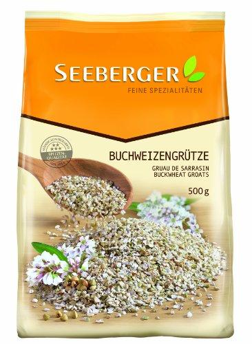 Seeberger Buchweizengrütze, 8er Pack (8 x 500 g Packung) -