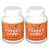 Forever Young Omega 3 Power, 2 x 60 Kapsel - Neutral
