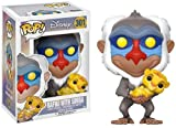 Funko- Pop Disney: Lion King-Rafiki Holding Baby Simba, 20095
