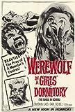 Werewolf in a Girls Dormitory Plakat Movie Poster (27 x 40 Inches - 69cm x 102cm) (1963)