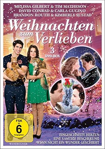Weihnachten zum Verlieben [3 DVDs]