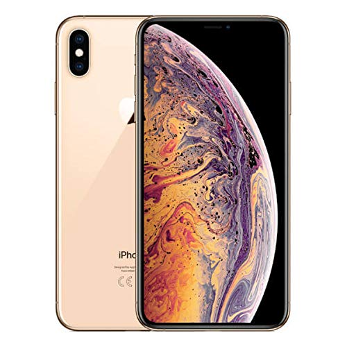 "Apple iPhone XS MAX 16,5 cm (6.5"") 64 GB SIM Doble 4G Oro - Smartphone (16,5 cm (6.5""), 2688 x 1242 Pixeles, 64 GB, 12 MP, iOS 12, Oro)"
