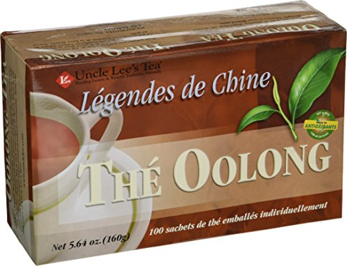 3er SPARPACK - UNCLE LEE'S Oolong Tee [3x 160g / 100 Teebeutel] Oolong Tea - Legends of China