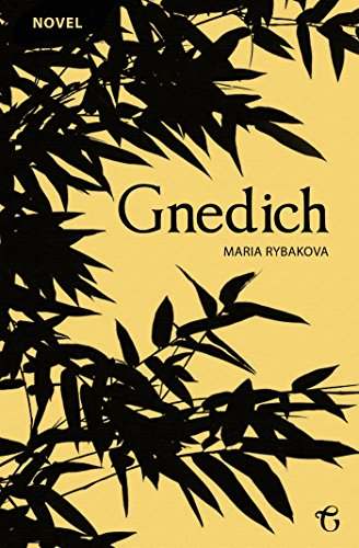 Gnedich (English Edition) eBook: Maria Rybakova: Amazon.es ...