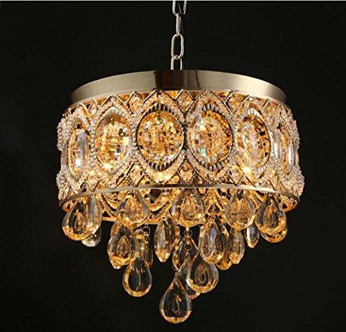 Kronleuchter Downlight - Crystal Designer, Traditionell / Klassisch, 110-120V 220-240V Birne nicht inbegriffen (Designer-120v Beleuchtung)