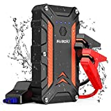 SUAOKI 1000A Peak Portable Emergency Car Jump Starter Quick Charge 3.0 (up to 7.0L Gas or 5.0L Diese