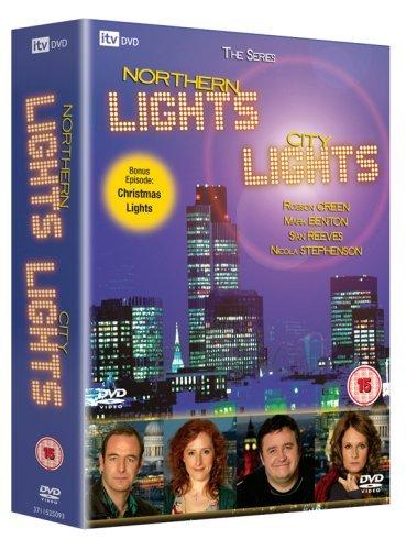 City & Northern Lights - Christmas Lights and Bonus [5 DVDs] [UK Import] -