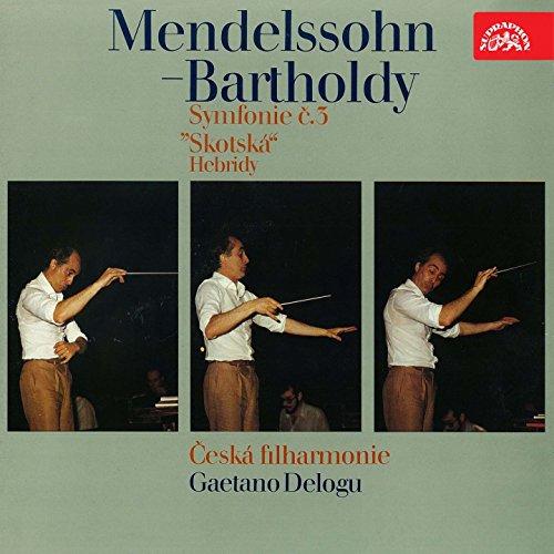 """Die Hebriden in B Minor, Op. 26 """"Fingal's Cave"""
