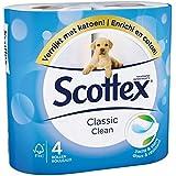 Scottex Papier Toilette 4 Pièces