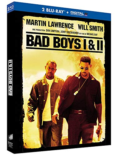 Bad Boys I & II [Blu-ray + Copie digitale]