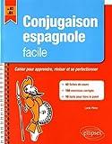 Best Livre pour apprendre les espagnols - Conjugaison Espagnole Facile Cahier pour Apprendre Réviser et Review
