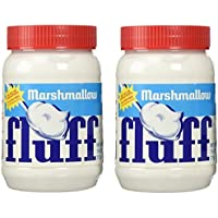 Fluff, Marshmallow Spread, 7.5-Ounce (2 pack, 15 oz total) by N/A