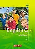 English G 21 - Ausgabe D / Band 1: 5. Schuljahr - Workbook mit Audio Materialien