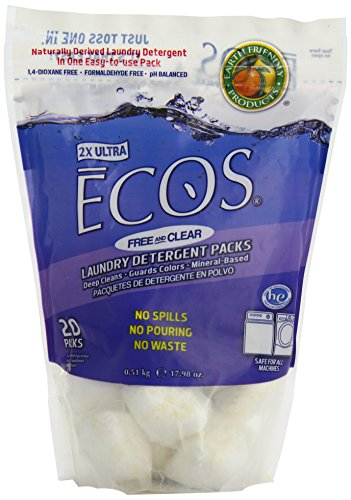 earth-friendly-products-ecos-laundry-powder-pods-fragrance-free-pack-of-1-total-20-pods