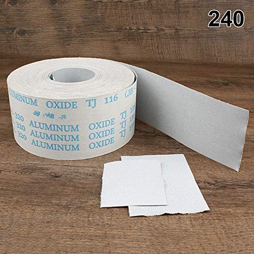 Rokoo Siliziumkarbid-Schleifrollen-Band-Schleifpapier-hölzernes Snading-Wandpolieren