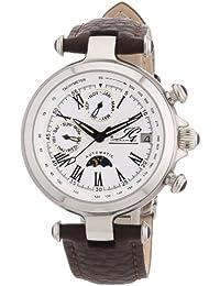 Ingraham Damen-Armbanduhr XS Manaus II Analog Automatik Leder IG MANA.2.200103