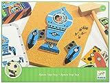 Djeco  - Juego Tap Tap Espacio