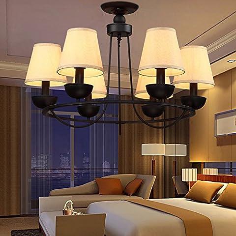 Bella minimalista piena lampadari in ottone per ristorante soggiorno 3,6 camere da letto bambino la sorgente di luce