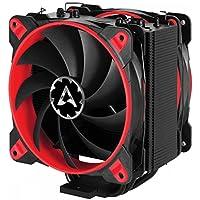 ARCTIC Freezer 33 eSports Edition - Tower CPU-Kühler mit Push-Pull-Konfiguration I 120 mm PWM Prozessorlüfter für Intel und AMD   PWM-Sharing-Technologie (PST) 200 bis 1800 U/min (ROT)
