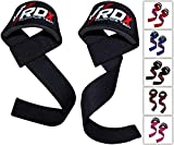 RDX Sangle Musculation Gym Poignet Support Fitness Straps Lifting Crossfit Entraînement Haltérophilie