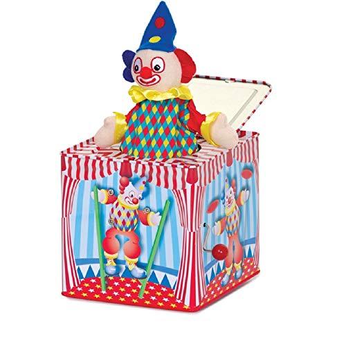 Tobar Jack In The Box, aus Einer Schachtel Springender Clown (Jack Box)