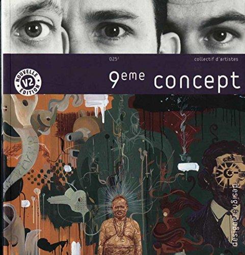 9eme concept (1Cédérom) par Valerie Couderc