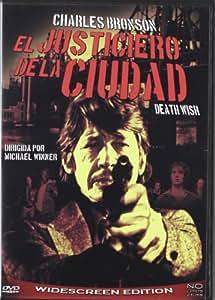 El Justiciero De La Ciudad (Import Dvd) (2014) Charles Bronson; Hope Lange; Vi