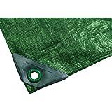 Noor 0400306SXXGR - Lona de jardín, color verde, 3 x 6 m