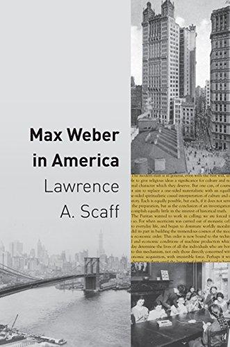 Max Weber in America (English Edition)
