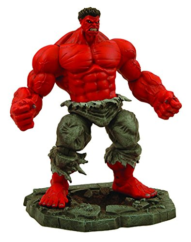 (Marvel Rote Select-Hulk-Action-Figur)