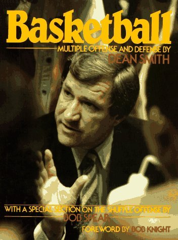 Basketball, Multiple Offense and Defense by Dean Smith (1981-10-01) (Basketball Offense Und Defense)