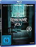 I remember you [Blu-ray]