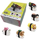 Nekozushi Sushi Cat Blind Box Figure