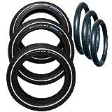 7,6x 31,8cm anti-crevaison protégé des pneus et chambres à air pour Phil et Teds Legacy