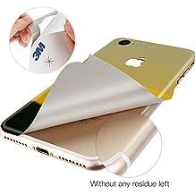 Funda iPhone 7 Pegatina Sticker Skin,Desmontable Alta Resolución America 3M Controltac Graphics Print Chic de Moda Piel de Vinilo no Carcasa Protector - Venado salvaje