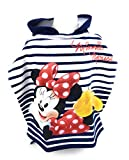 Minnie Badeponcho – Cape de Bain – Mikrofaser 100% Polyester – 110 x 55 cm Mouse – Disney