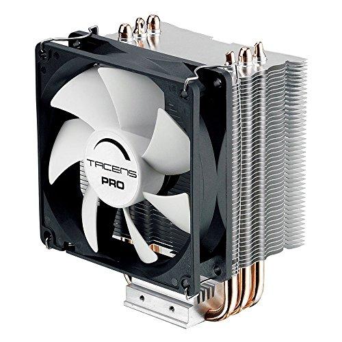 Tacens GELUS LITE III+ Enfriador de procesador universal, ultrasilencioso, ventilador 90 mm,...
