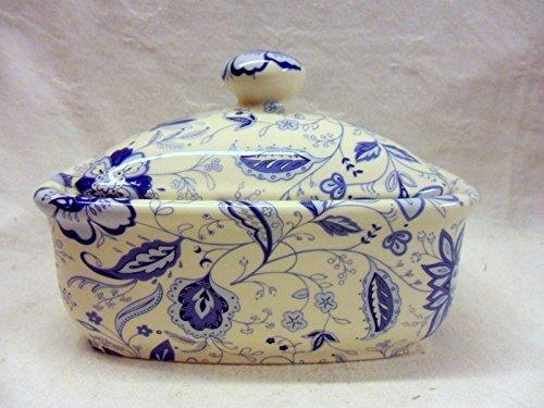Blau Persien Design Kollektion von Katie Alice - Chintz Butter