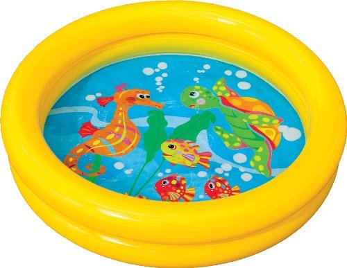Baby Toddler Kids Childs Childrens Inflatable Swimming Paddling Pool Toy