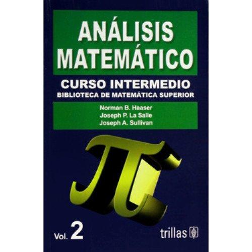Analisis Matematico - Curso Intermedio Vol. 2