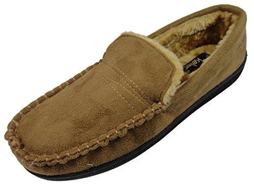 Dr KellerSean - Pantofole uomo Tan