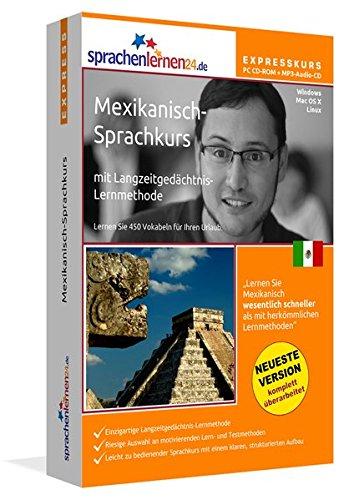 Mexikanisch Reise-Sprachkurs: Mexikanisches Spanisch lernen für Urlaub in Mexiko. Software