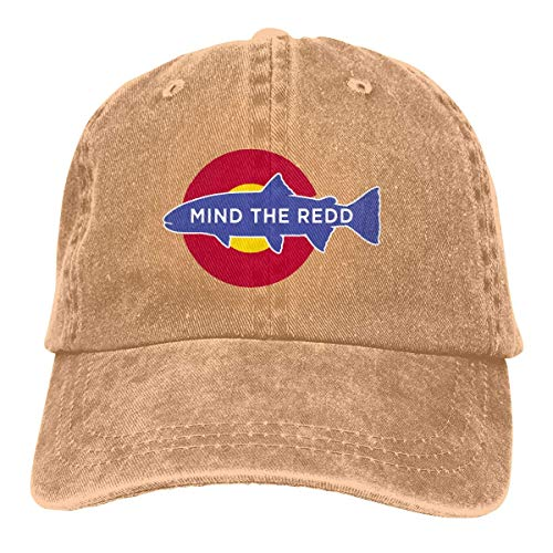 Voxpkrs Fish Colorado Unisex Baseball Cap Cowboy Hat Dad Hats Trucker Hat ABCDE09733 -