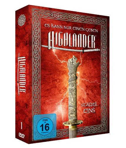 Staffel 1 (Limited Edition) (8 DVDs)