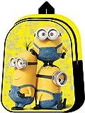 Mochila Infantil Minions 40 CM con Kevin Stuart Y Bob
