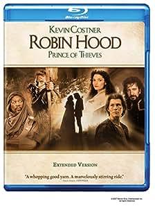 Robin Hood: Prince of Thieves [Blu-ray] [2009] [US Import]