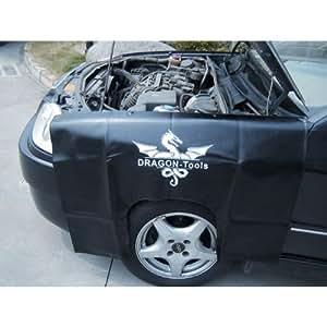 Tapis magnétique de mécano/Protection carrosserie