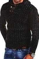 Tazzio Sweater Maglione con cappuccio Uomo 14-404